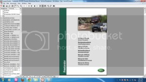 LAND ROVER Technical Information Full (All types) | Auto