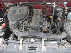 Diagram Of Engine On 1993 Toyota 240sx 2 4 L | Wiring Library