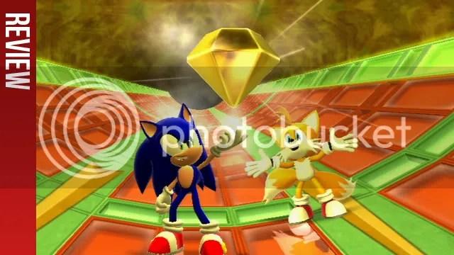 Review Sonic The Hedgehog 4 Episode Ii Fifth Ark