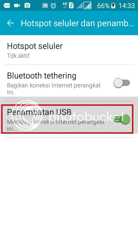 Cara Paling Mudah Membuat Modem Dari Smarphone Android