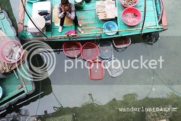 crociera halong bay Vietnam