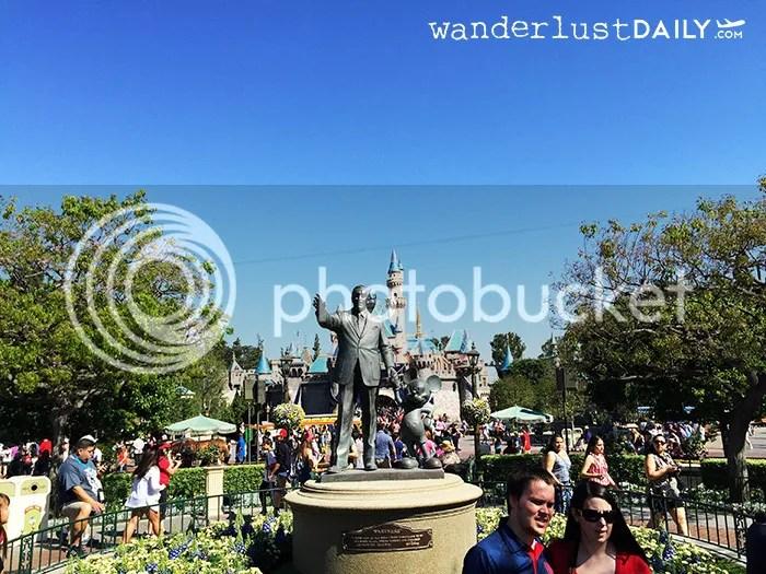 Disneyland california attrazioni