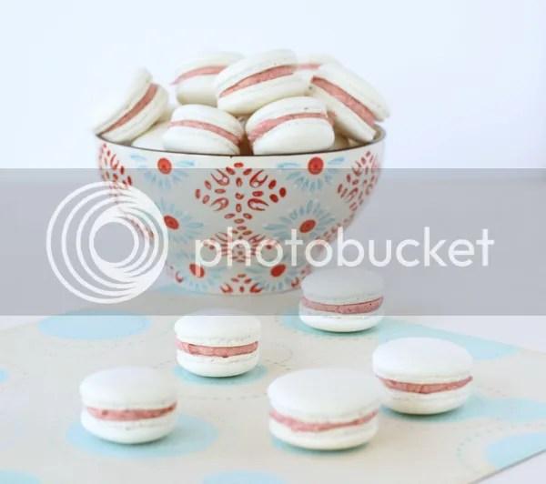 vanilla raspberry macs