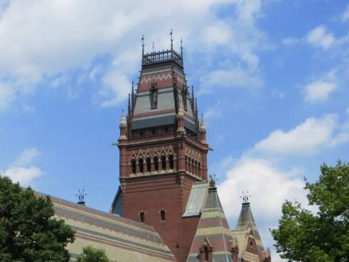Memorial Hall Harvard