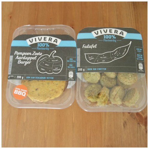 Vivera plantbased meat replacements