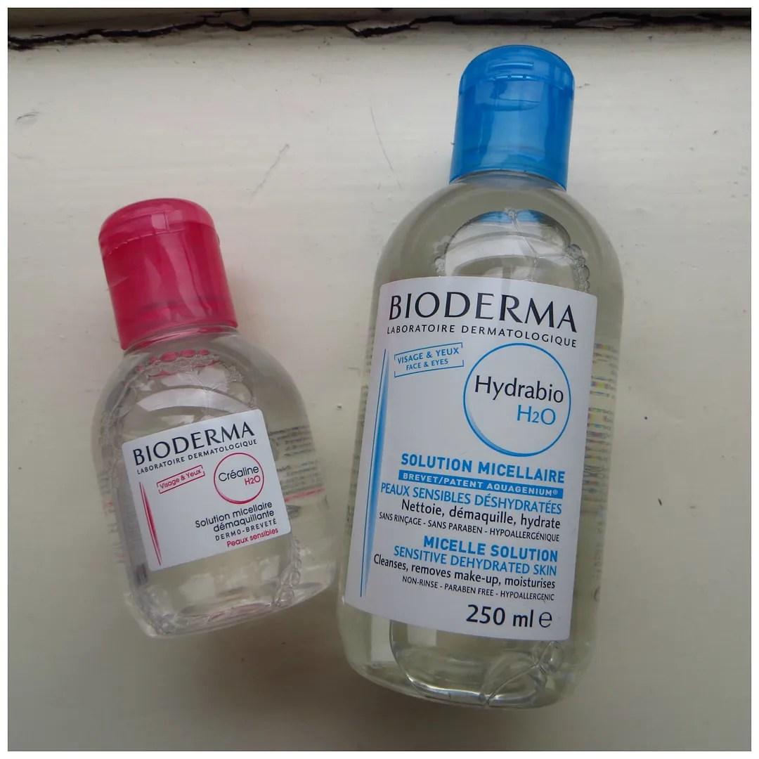 Bioderma Hydrabio H2o Micellar Water Floating In Dreams L Oreal Makeup 250ml Blue