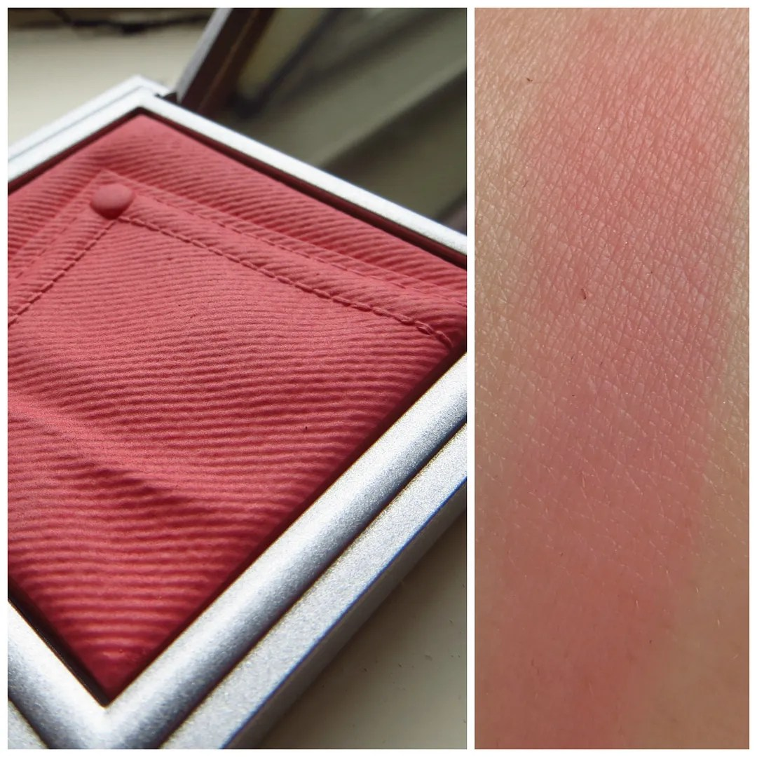 Kiko Rock Attraction blush in 04 Pop Apricot swatch