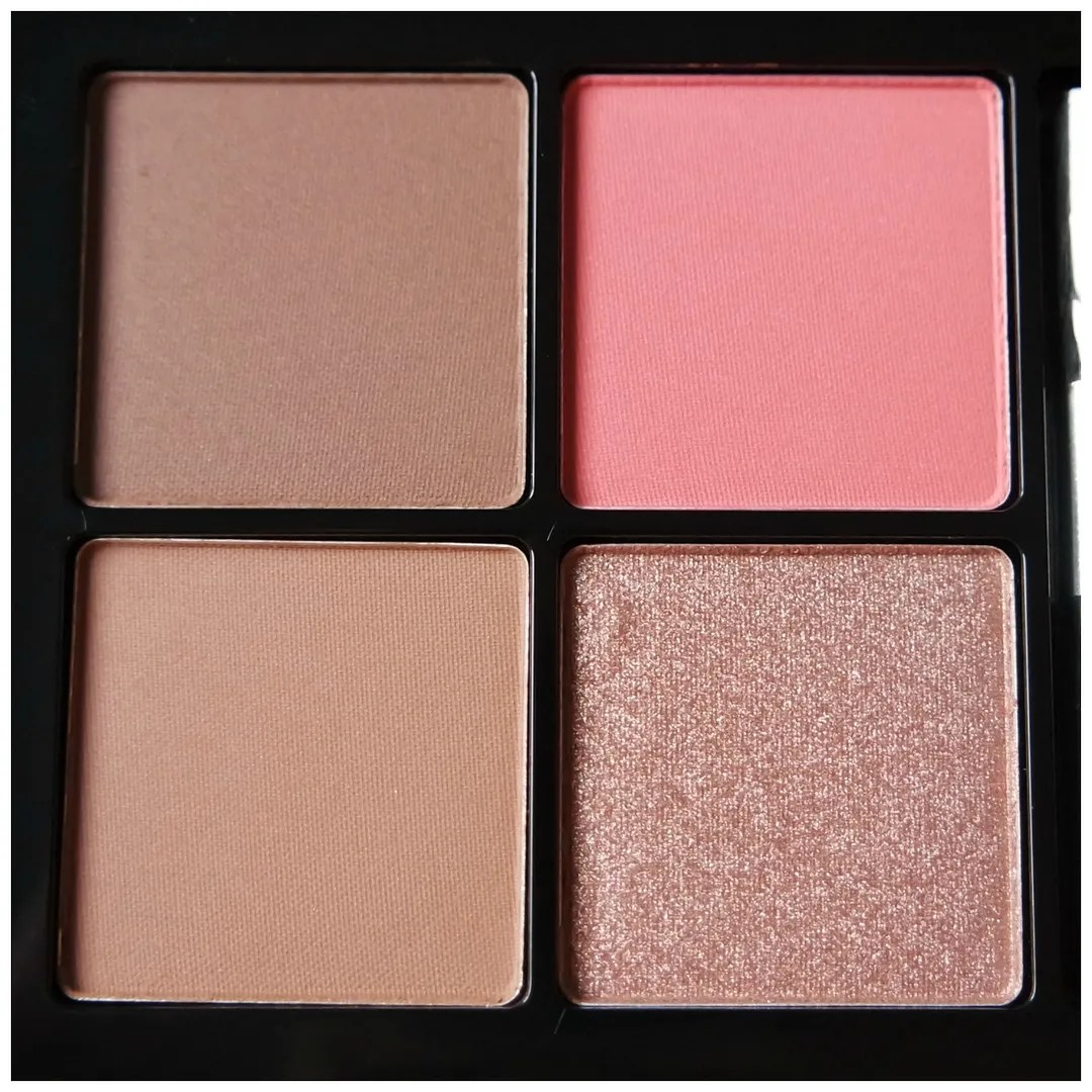 catrice professional makeup techniques face palette review swatch