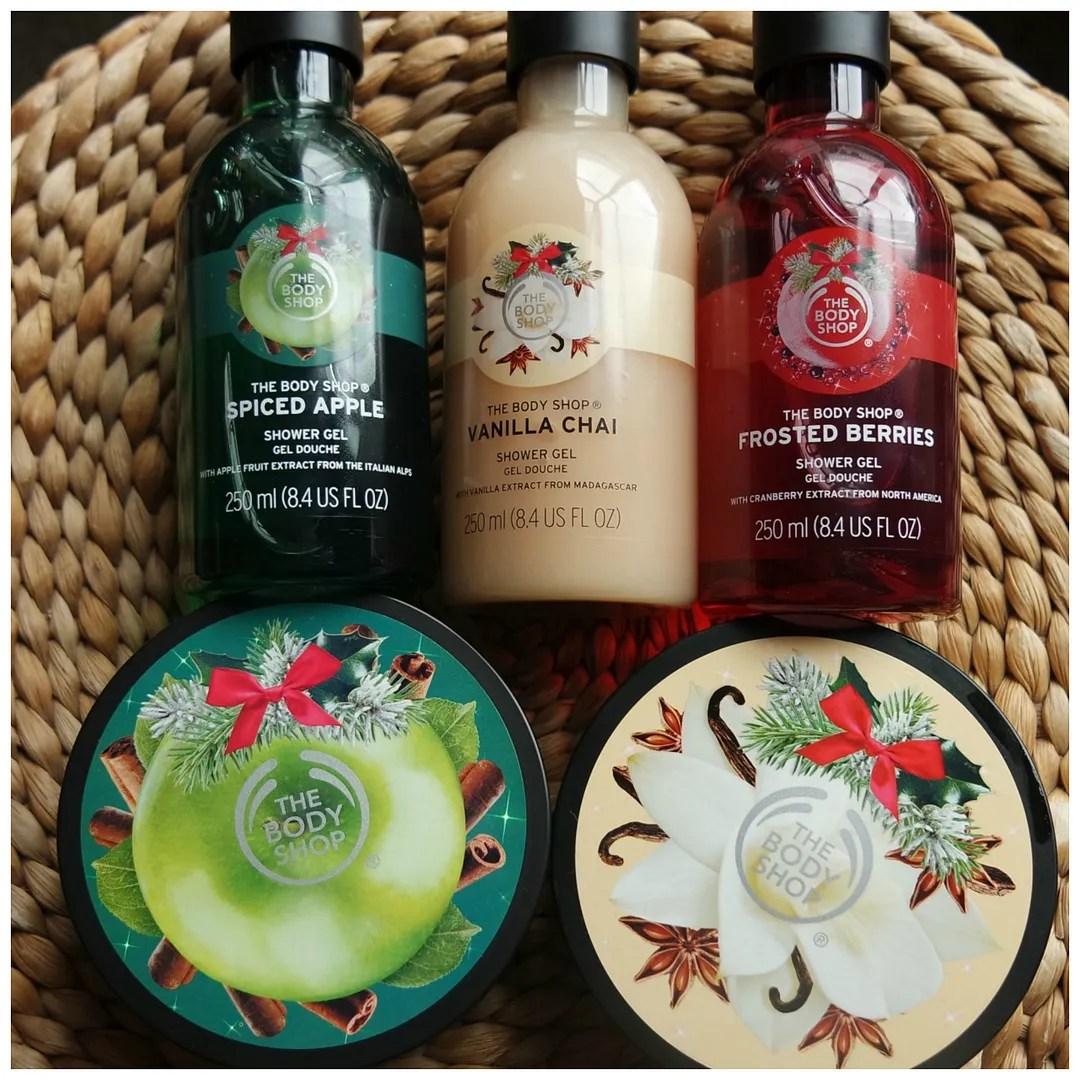 The Body Shop Christmas 2016