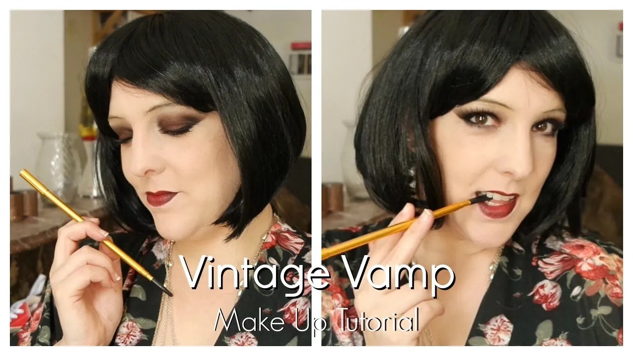 Video: Vintage Vamp | NYX Face Awards 2016 NL Entry