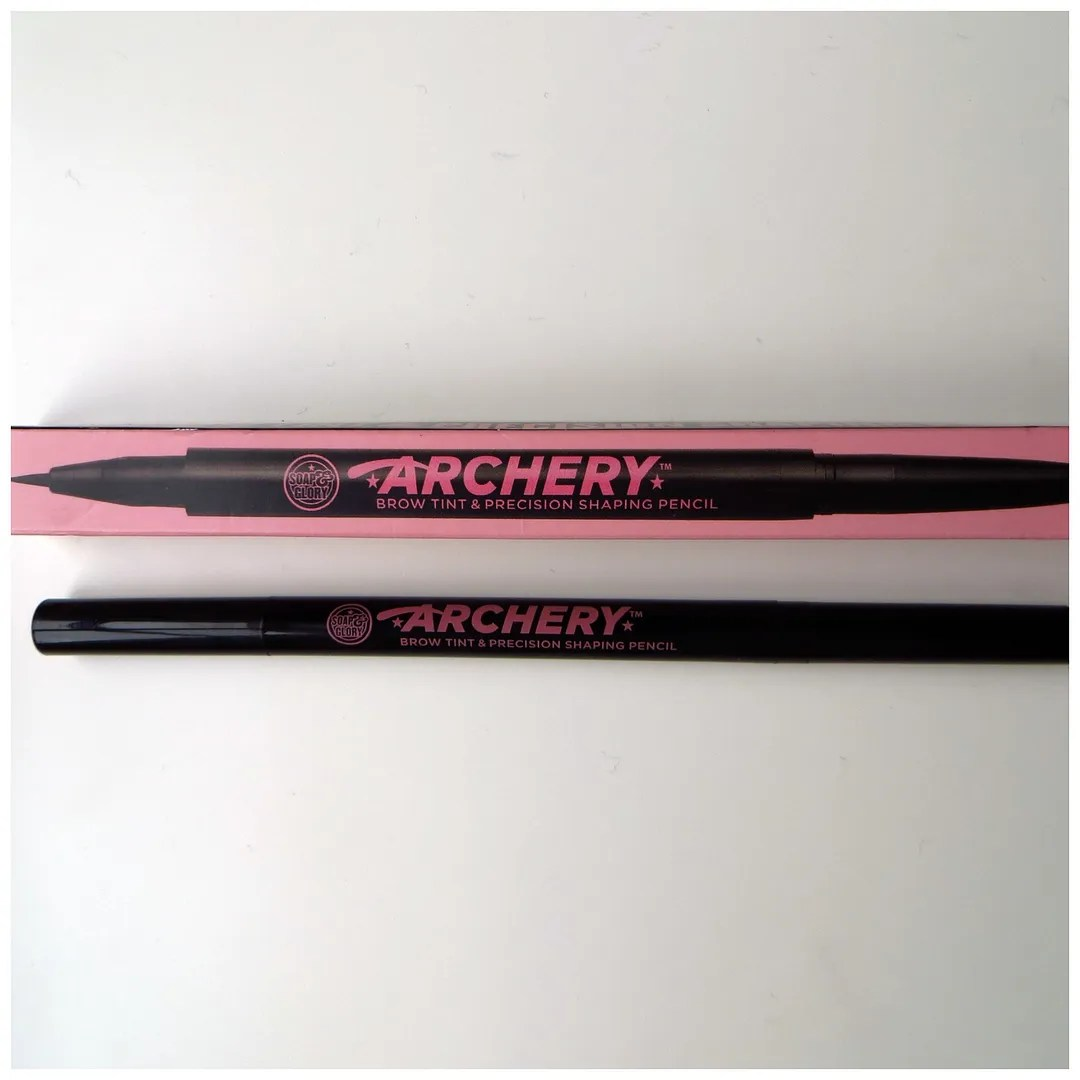 Soap & Glory Archery Brow Tint & Precision Shaping Pencil in Love is Blonde