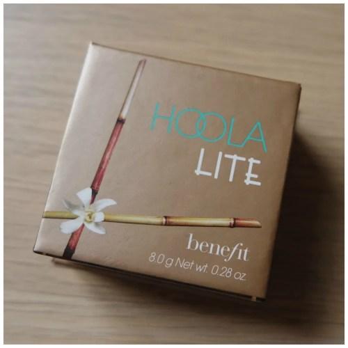 benefit dandelion twinkle hoola lite review swatch bronzer highlighter