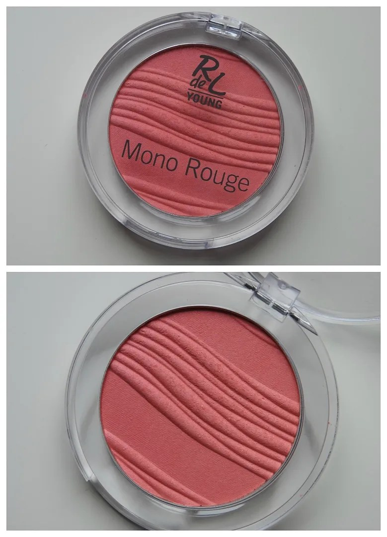 Rival de Loop Young Mono Rouge 03 Pink Grapefruit