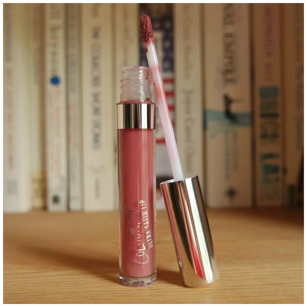 colourpop ultra satin liquid lipstick review swatch echo park dopey frick n' frack