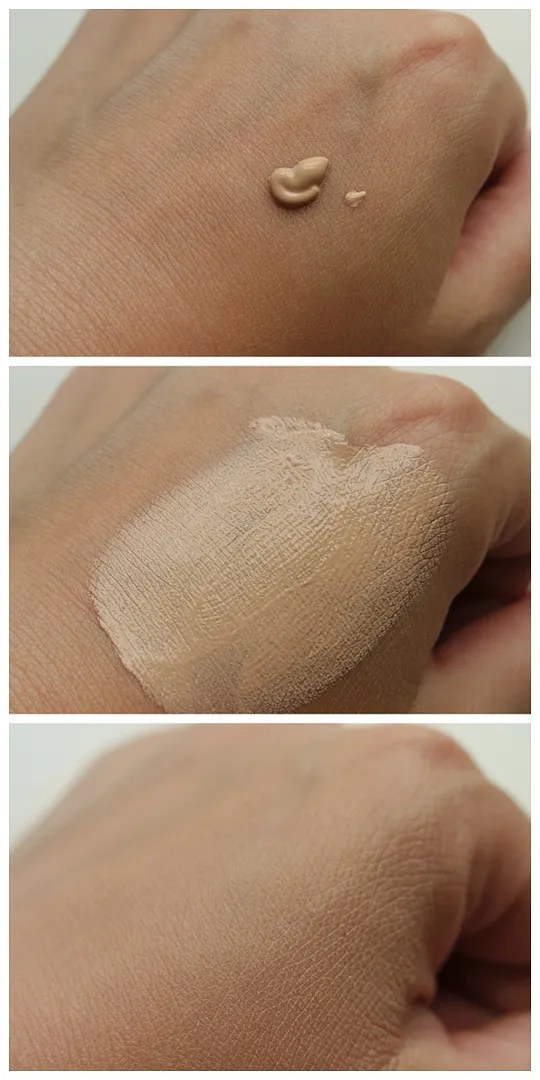 covergirl ready set gorgeous foundation review swatch 110 creamy natural