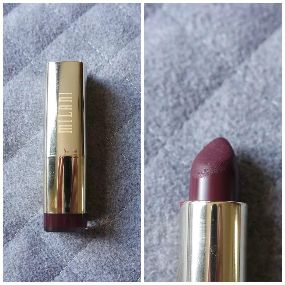 Milani Color Statement Moisture Matte lipstick 70 Matte Fearless