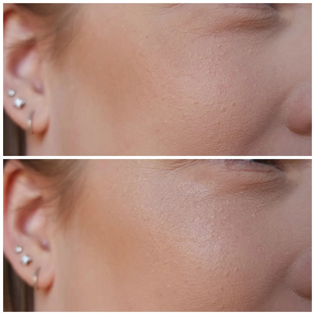 Essence Prismatic Hololighter stick review swatch holographic highlighter