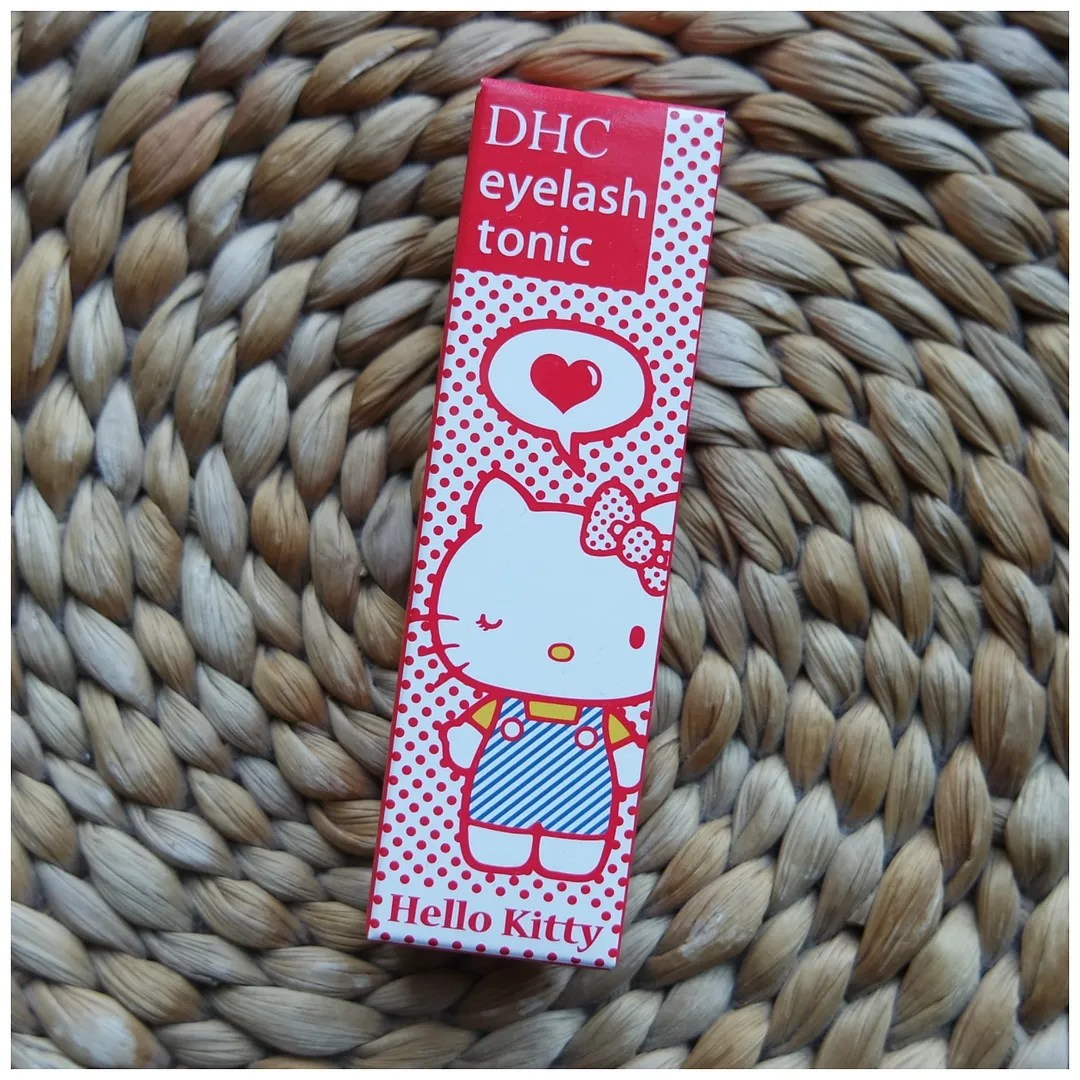 japanese asian beauty skincare sheet mask eyelash conditioner hello kitty