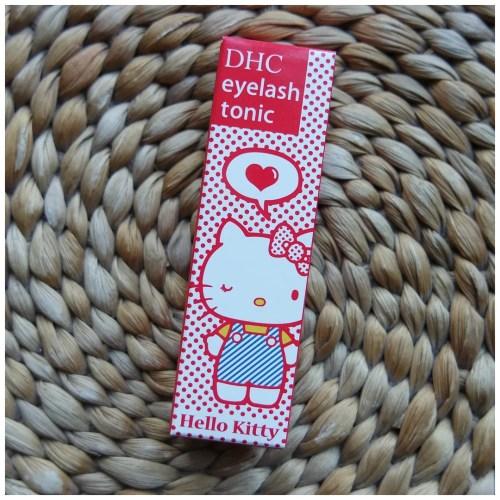 japanese asian beauty skincare sheet mask eyelash conditioner hello kitty