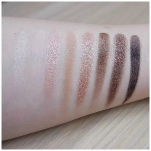 Max Factor Cappuccino Nudes eyeshadow palette