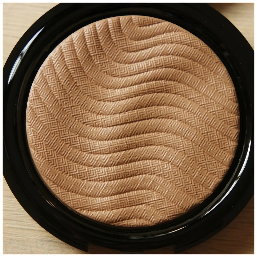 make up forever profusion bronzer 20m review swatch