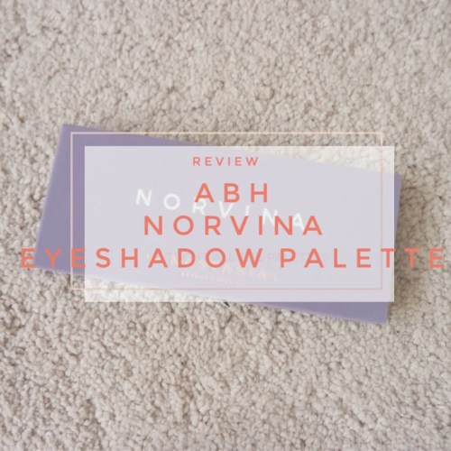 Anastasia Beverly Hills Norvina eyeshadow palette review swatch make up look