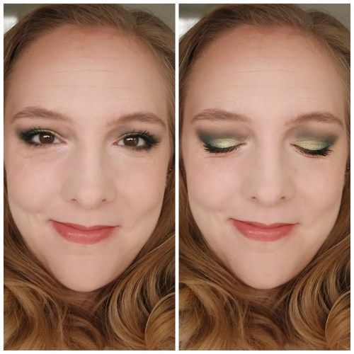 anastasia beverly hills abh review swatch makeup look 3 looks 1 palette subculture eyeshadow palette