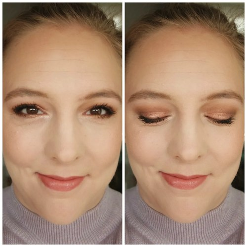 anastasia beverly hills sultry eyeshadow palette review swatch makeup look application