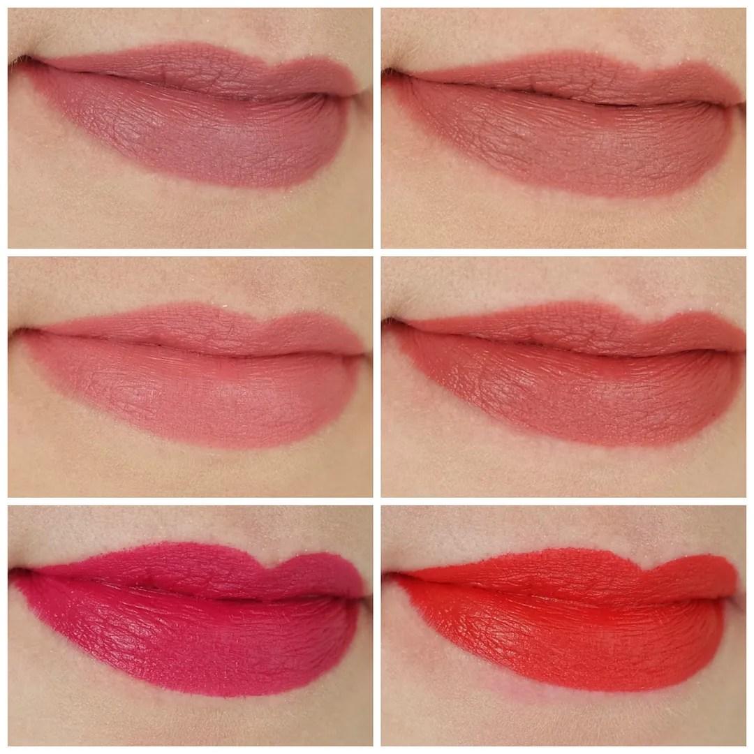 bite beauty amuse bouche lipstick review swatch sake pepper fig verbena radish cayenne