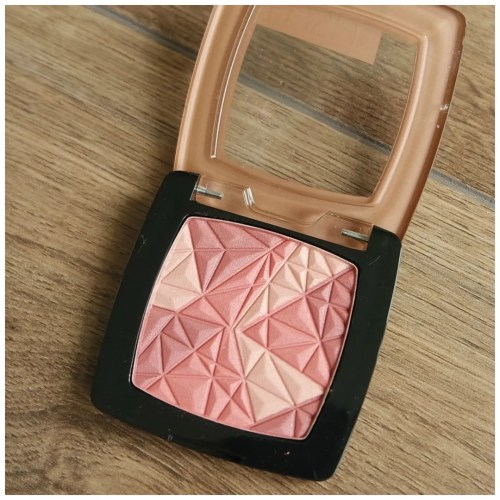 catrice blush box glowing & multicolour it's wine o'clock review swatch makeup look application