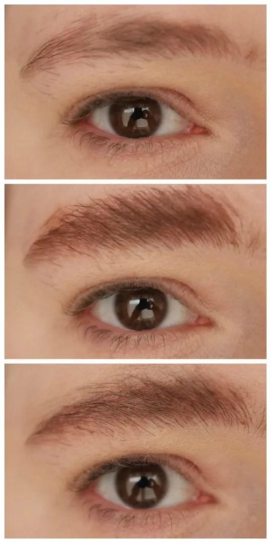 catrice brow idol brows brow gel brow mascara review swatch makeup
