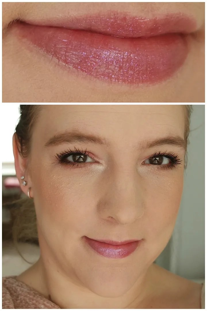 catrice prismatic holographic lipgloss lip glaze review swatch