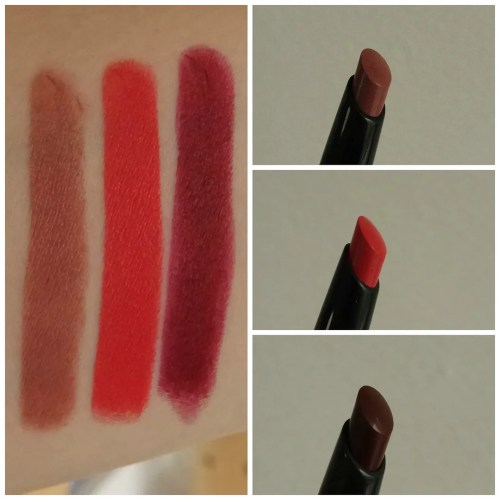 catrice matte lover lipstick pen review swatch so bordeaux tomato red is fab unexpected mauve