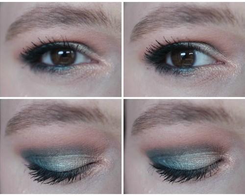 colourpop kathleen lights dream street eyeshadow palette collab review swatch application makeup look