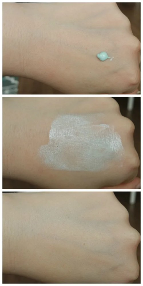 Essence You Better Work primer review swatch look makeup application