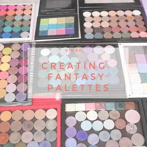 creating fantasy palettes