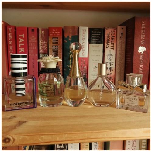 favorite spring fragrances
