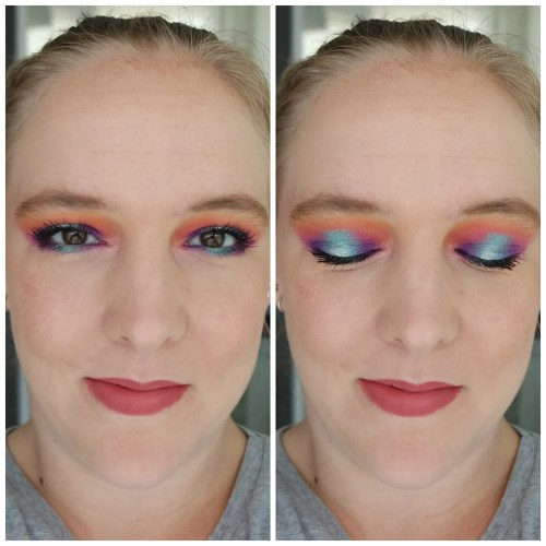 juvia's place juvia the zulu eyeshadow palette review swatch 3 makeup looks