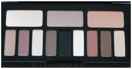 kat von d shade & light eye eyeshadow palette review swatch