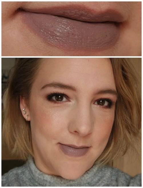 la splash liquid lipstick OG Ghoulish review swatch