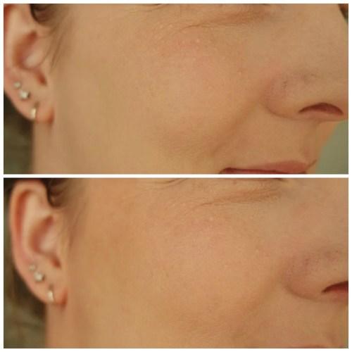 maybelline city bronzer warm medium 250 review swatch fair skin