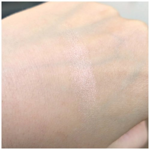 Maybelline Master Holographic Prismatic Highlighter 50 review swatch