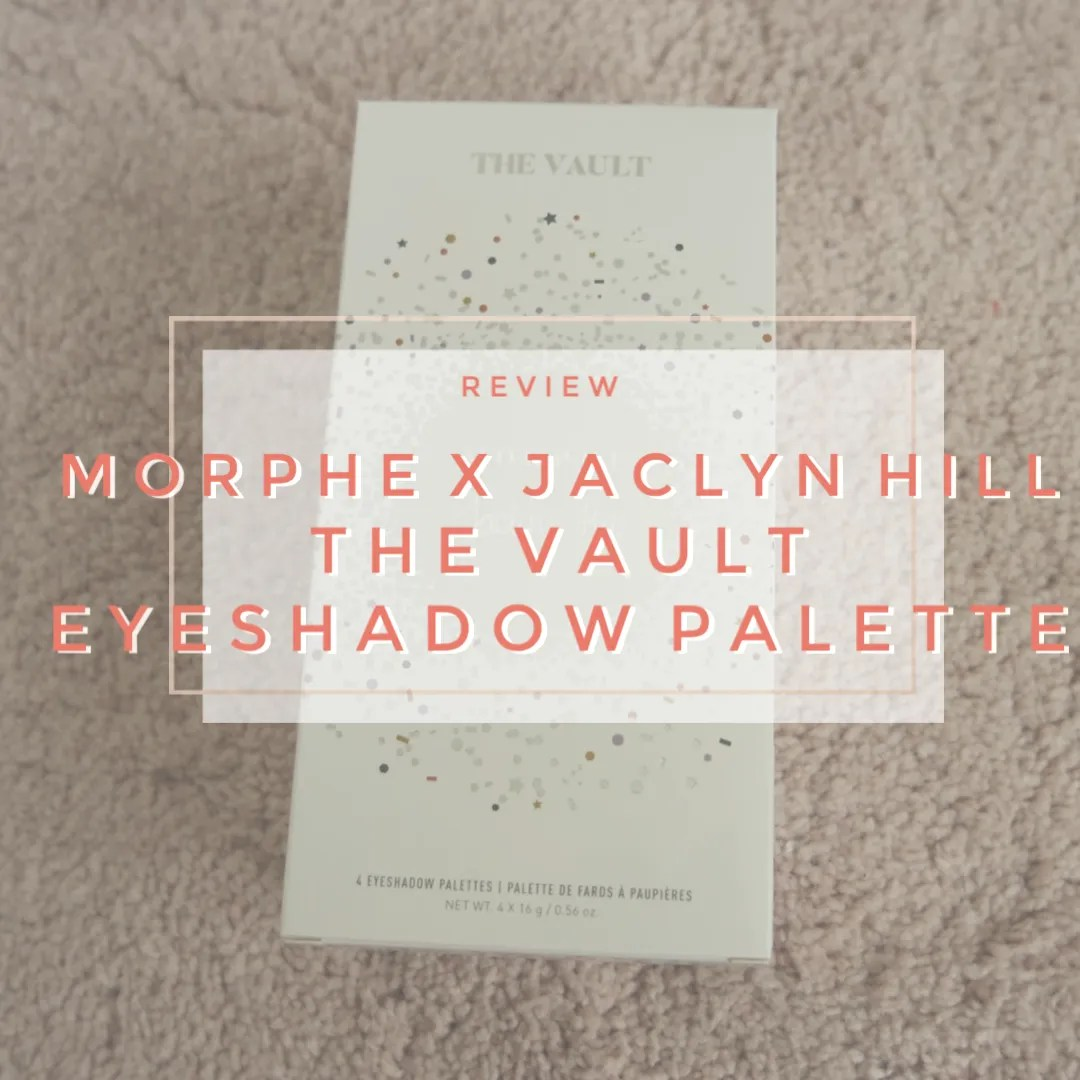 morphe x jaclyn hill the vault eyeshadow palette review swatch collection armed & gorgeous dark magic ring the alarm bling boss makeup look