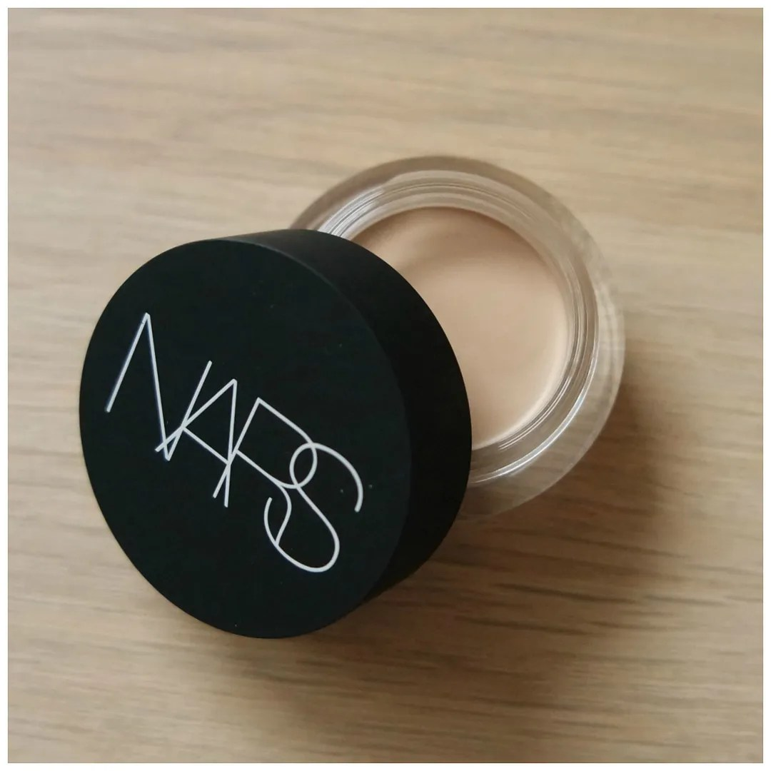 NARS Soft Matte complete concealer review swatch light 1 chantilly