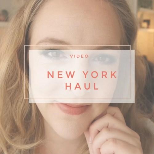 new york haul