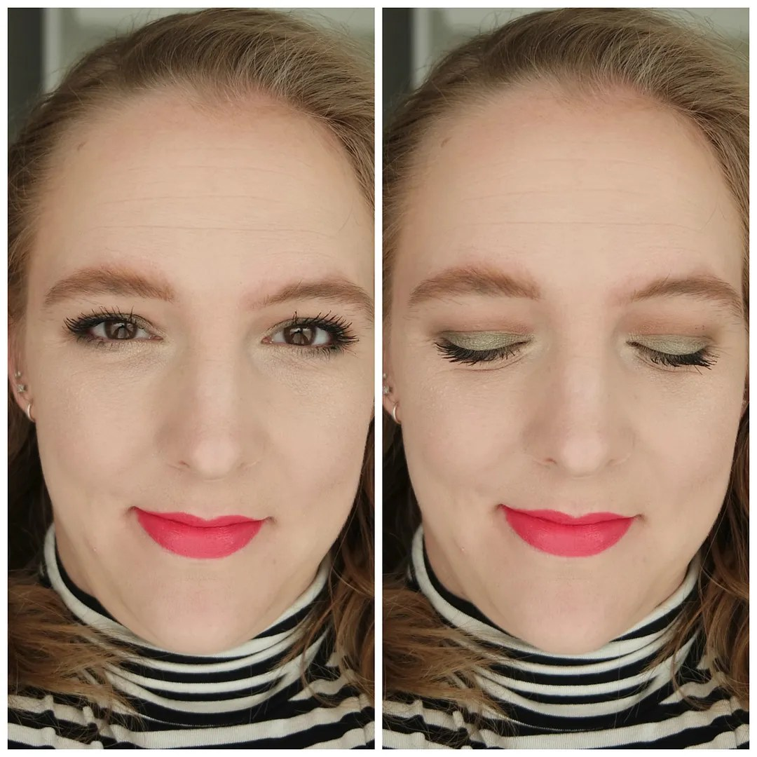 nyx perfect filter olive you review swatch eyeshadow palette