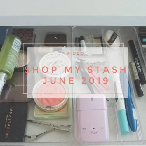 shop my stash june 2019