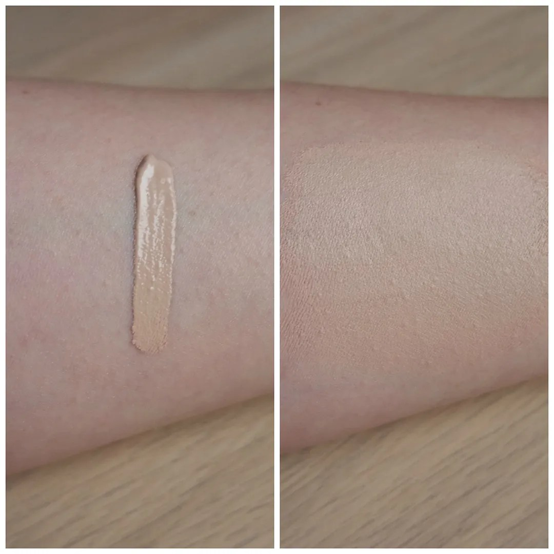tarte shape tape concealer review swatch light