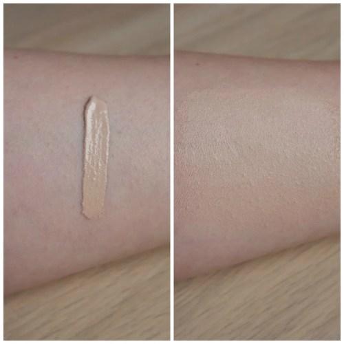 tarte shape tape concealer review swatch light