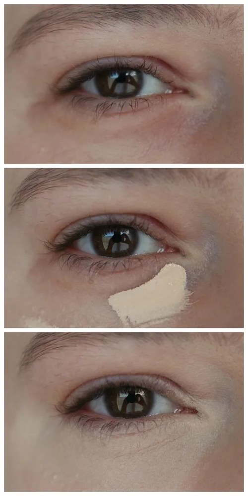 too faced born this way multi-use concealer review swatch snow super coverage sculpting